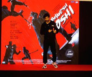 """Harshvardhan Kapoor promoting his film """"Bhavesh Joshi"""