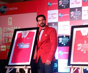 Launch of Zee Cinema Premier League