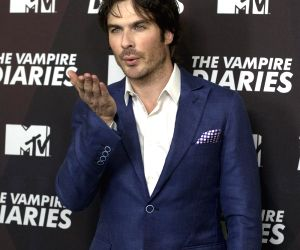 It's going to get bloody: Ian Somerhalder on his next series