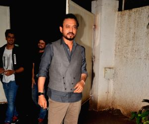 Special screening of the film Madaari