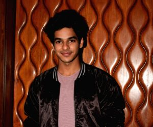 Fortunate to get opportunity to prove myself: Ishaan Khatter