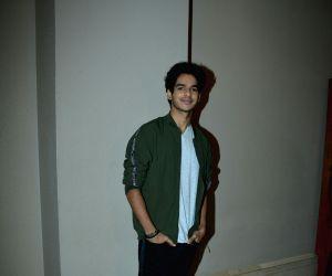 """Success meet of film """"Dhadak"""" - Ishaan Khatter"""