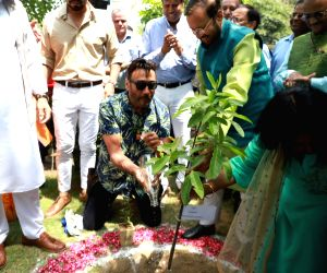 World Environment Day - Jackie Shroff