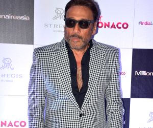 Cover launch of a magazine - Jackie Shroff