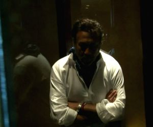 Jackie Shroff spotted At Taj Lands End