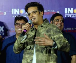 "Promotion of film ""Saheb Biwi Aur Gangster"" - Jimmy Sheirgill"