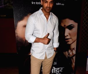 "Special screening of film ""Chumbak"" - John Abraham"