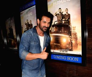 'Parmanu...' collects Rs 4.82 crore on opening day