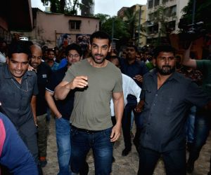 John Abraham 'extremely disturbed' by Kerala floods