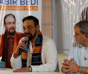 Kabir Bedi during a programme