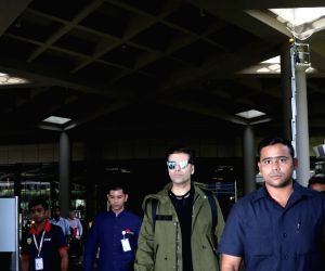 Karan Johar spotted at airport