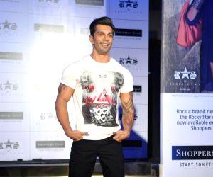 Fashion designer Rocky S launches his new fashion brand