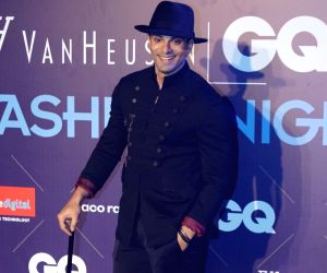 Van Heusen + GQ Fashion Nights 2017 - Karan Singh Grover