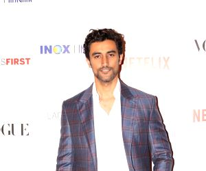 "Premier of ""Ladies First"" - Kunal Kapoor"