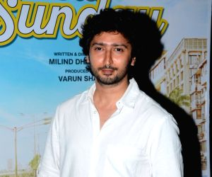 Promotions of the film 'Tu Hai Mera Sunday' - Kunal Karan Kapoor