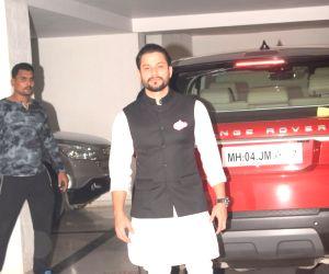 Karan Johar hosts Diwali party at his house in Bandra