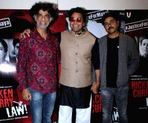 "Film ""Chicken Curry Law"" promotions - Makarand Deshpande, Ashutosh Rana"