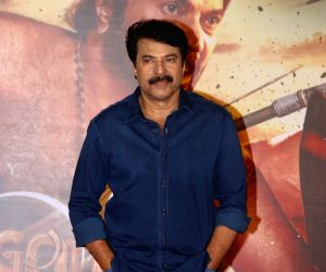 There might be a sequel of 'Mamangam' says Mammootty