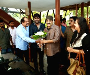 Mohanlal released Raa Raa Movie Teaser