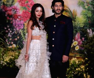 Sonam Kapoor and Anand Ahuja's wedding reception - Mohit Marwah and Antara Motiwala