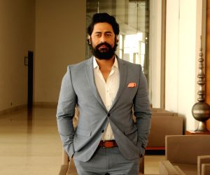 Mohit Raina during a promotional event