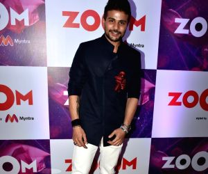 "Launch of new logo - ""Zoom styled by Myntra"" - Mustafa Burmawala"