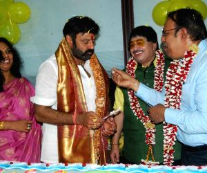 Vijayawada (Karnataka): Nandamuri Balakrishna inaugurates APFDC