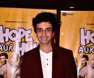 "Trailer launch of film ""Hope Aur Hum"" - Naveen Kasturia"