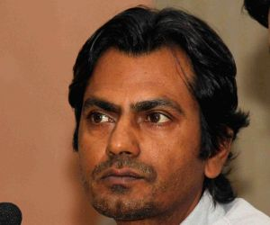 Nawazuddin Siddiqui at Mumbai University