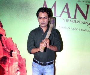 Trailer launch of film Manjhi - The Mountain Man