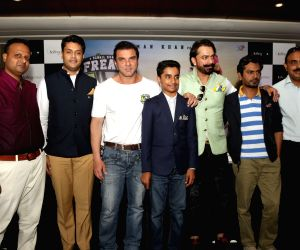 """Press Conference Of Upcoming Movie """"Freaky Ali"""