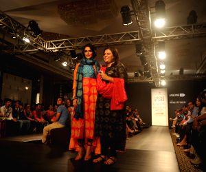 Lakme Fashion Week Winter/ Festive 2014 - Swati Vijayvargie