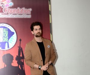 Neil Nitin Mukesh during a programme