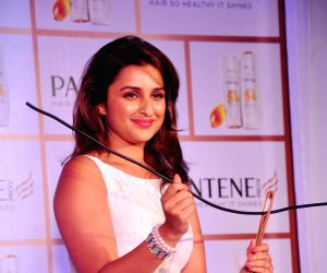Mumbai : Parineeti launches Pantene's Proof not Promises campaign