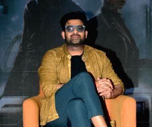 Prabhas Interacted to media