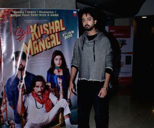 Priyank Sharma during a programme