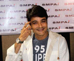 Prosenjit Chatterjee during a programme