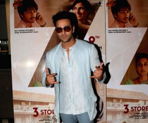 "Film ""3 Storeys"" screening - Pulkit Samrat"