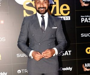 Actor Rahul Bose at GQ Style Awards 2018 in Mumbai on March 31, 2018.