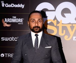 Actor Rahul Bose during GQ Style Awards 2018, in Mumbai on March 31, 2018.