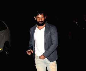 "Success party of film ""Secret Superstar"" - Raj Arjun"