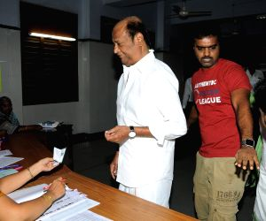 Tamil Nadu Assembly polls - Rajinikanth