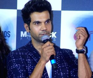 "Trailer launch of film ""Stree"" - Rajkummar Rao"