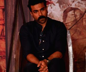 "Sye Raa Narasimha Reddy"" - trailer launch"
