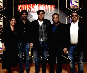"Press conference ""Zindagi Ke Crossroads"" - Ram Kapoor"