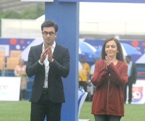 Launch of Reliance Foundation Youth Sports