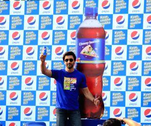 "Pepsi's ""Kyun Sookhe Sookhe Hi"" campaign - Ranbir Kapoor"