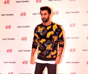 Launch of Hennes and Mauritz store