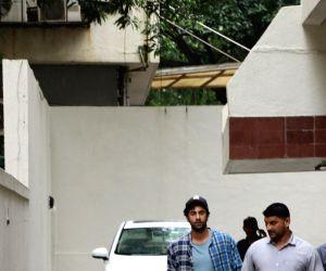 Ranbir Kapoor seen at Dharma Productions office