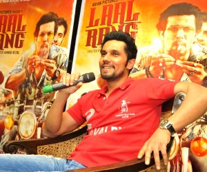 Laal Rang - promotion